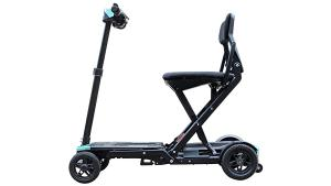 S3121 Folding Electric 4-Wheel Scooter