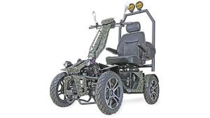 Predator 4WD All Terrain Mobility Scooter