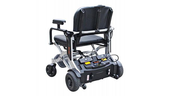 S7101 Foldable 4-Wheel Power Wheelchair